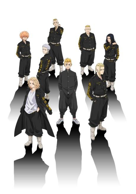 Poster for Tokyo Revengers