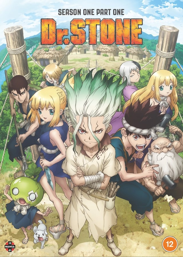 Poster for Dr. Stone: Season 1